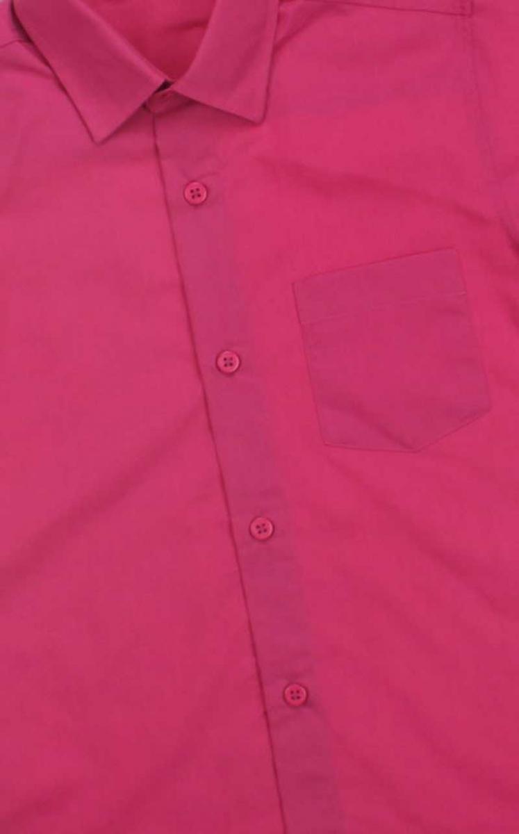 23 Nisan Erkek Çocuk Fuşya Gömlek 037-52347-022