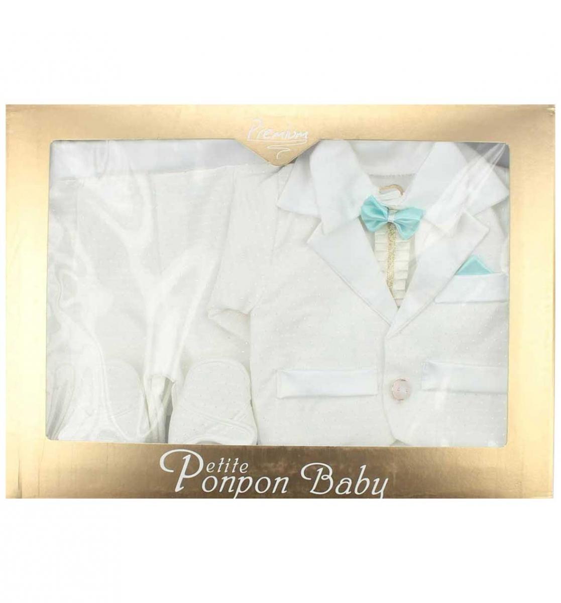 Babexsi Erkek Bebek Mevlüt Seti (0-6 ay)035-0308-040