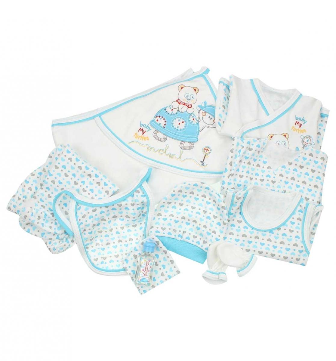 Bebellove Erkek Bebek 10 lu Hastane Çıkışı 019-1013-037