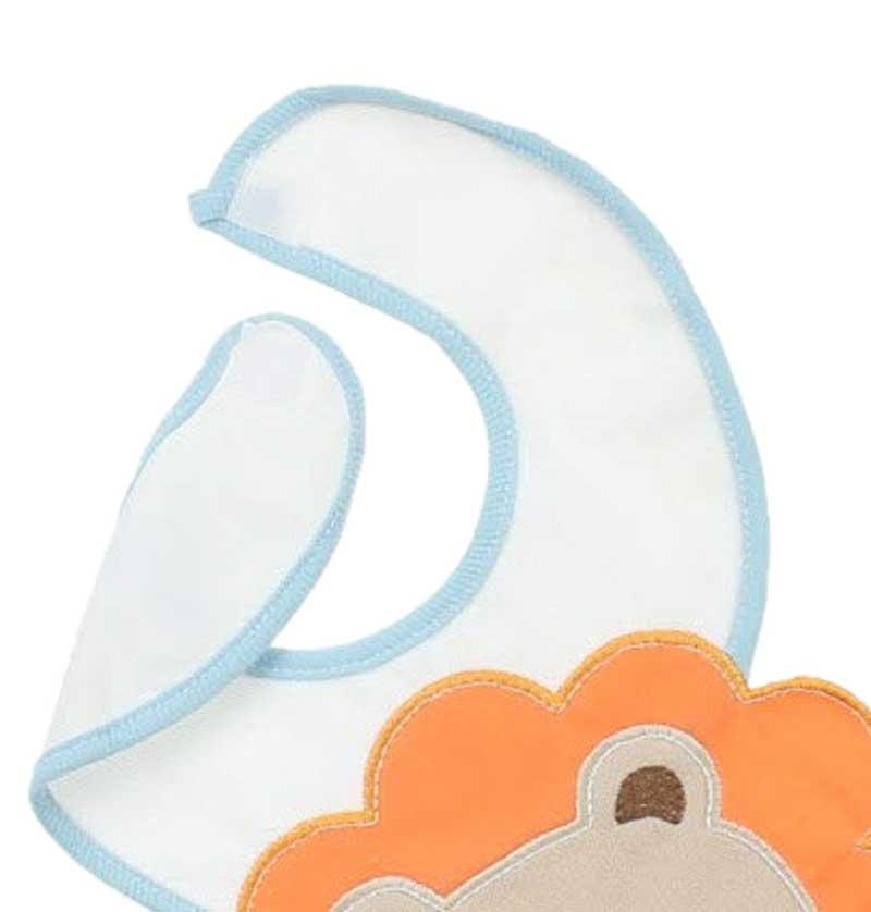 Bebellove Erkek Bebek Esprili Mama Önlüğü 019-3171-006
