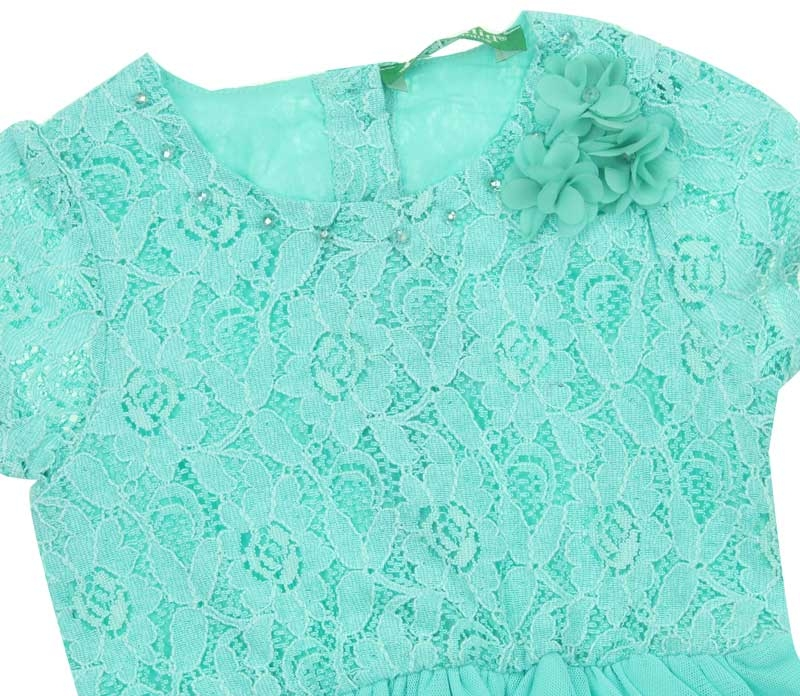 Cichlid Kız Çocuk Elbise 038-2011-040