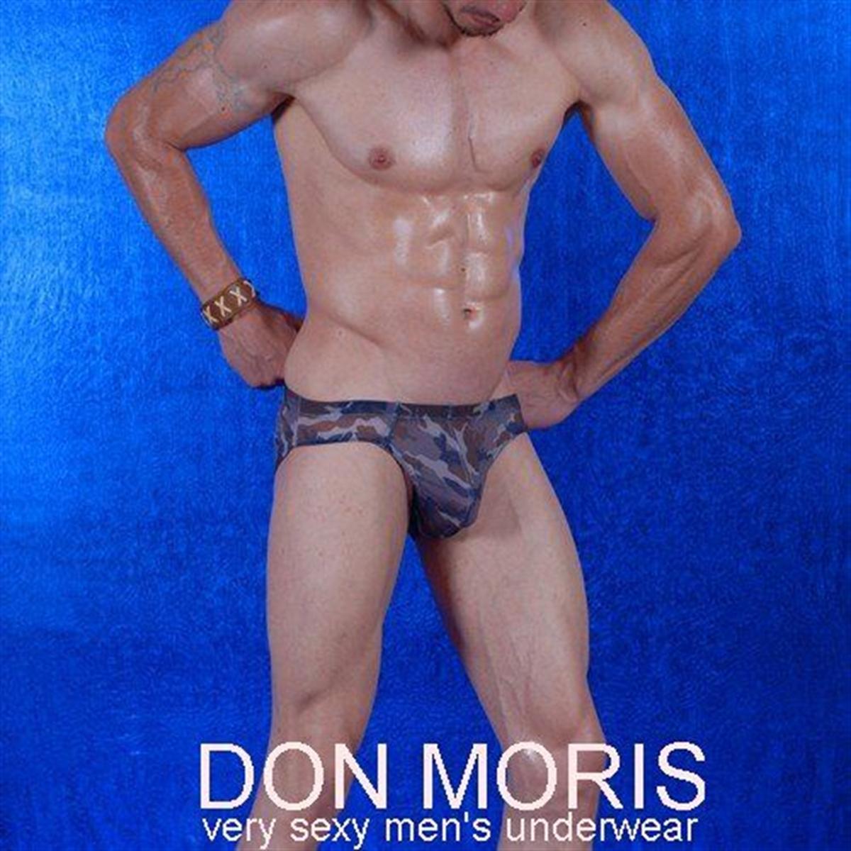 Don Moris DM080865  Slip Çamaşır