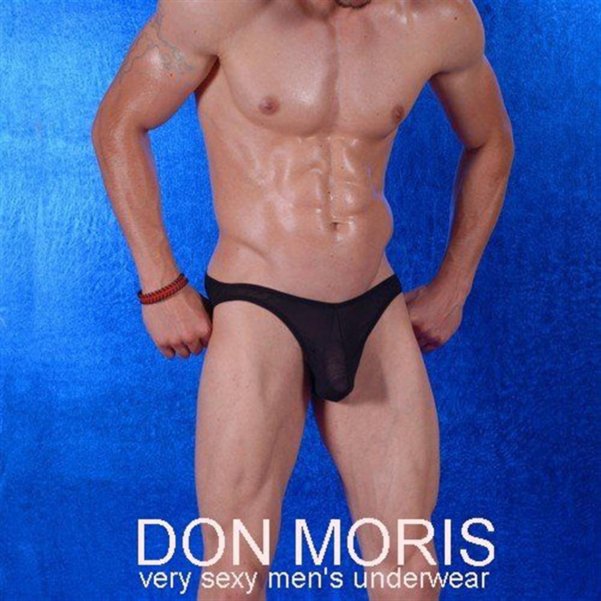 Don Moris DM080885  Slip Çamaşır