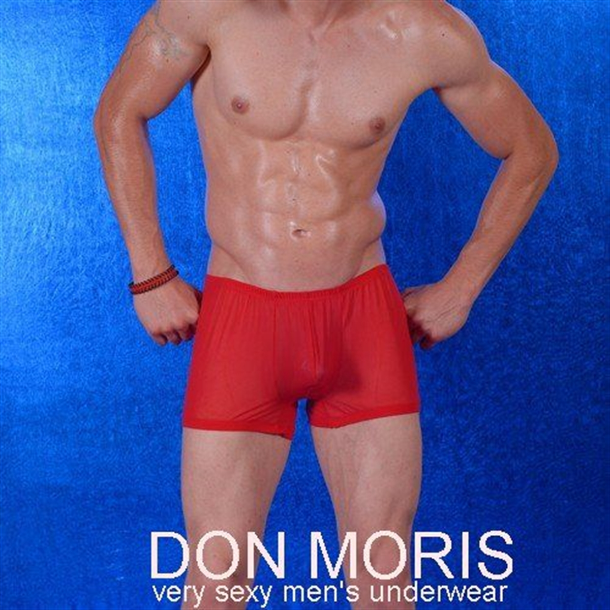 Don Moris DM080888 Erkek Boxer Çamaşır