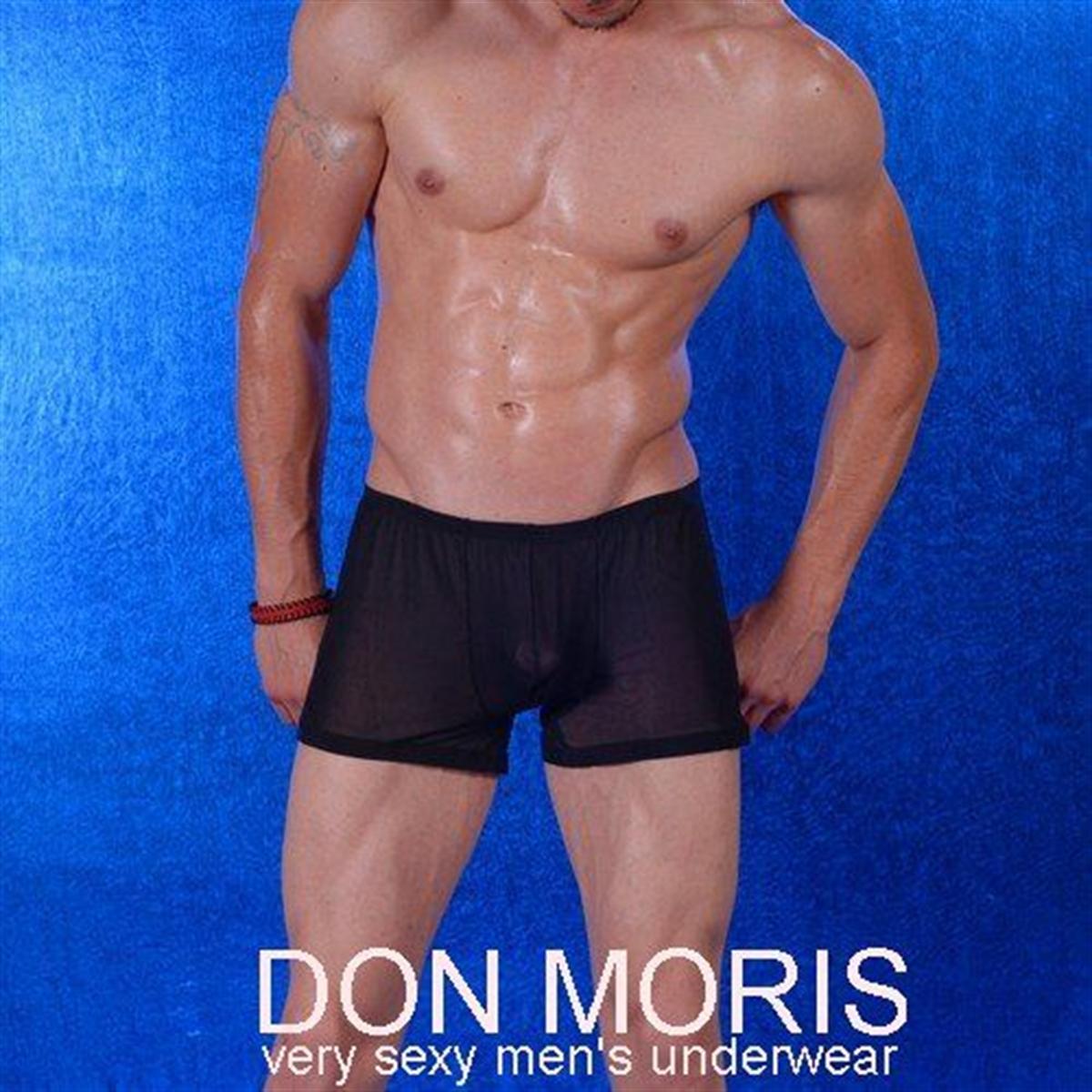 Don Moris DM080889 Erkek Boxer Çamaşır