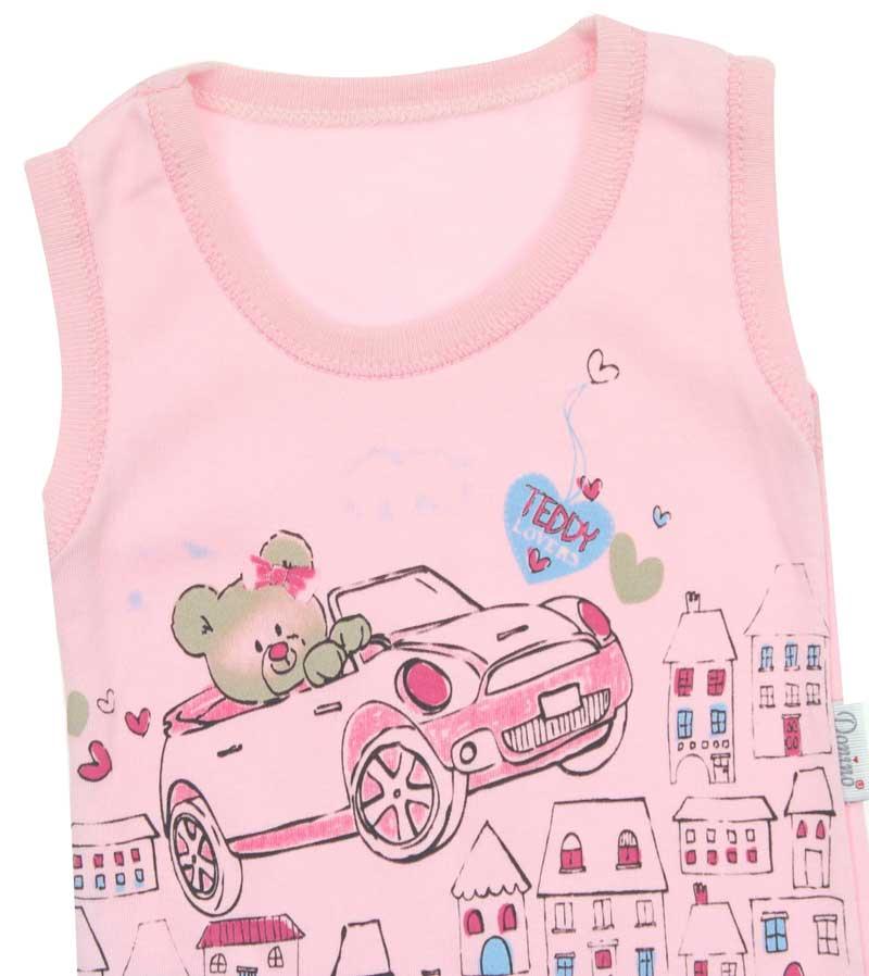 Donino Baby Kız Bebek Tulum 019-8697-021