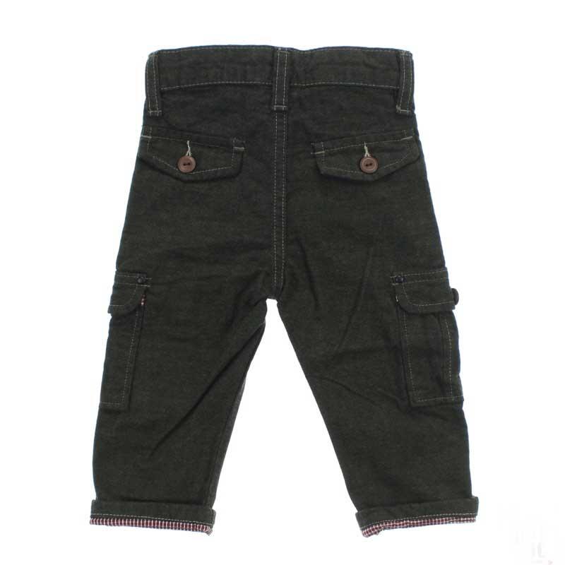Erkek Cocuk Andes Pantalon (1-3 yas) 001-5418-032