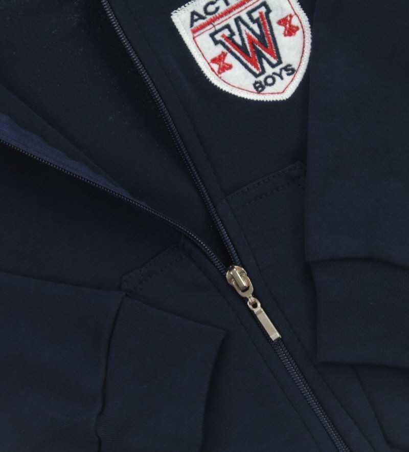 Erkek Çocuk Kapşonlu Ceket (1-8 yas) 012-3213-012
