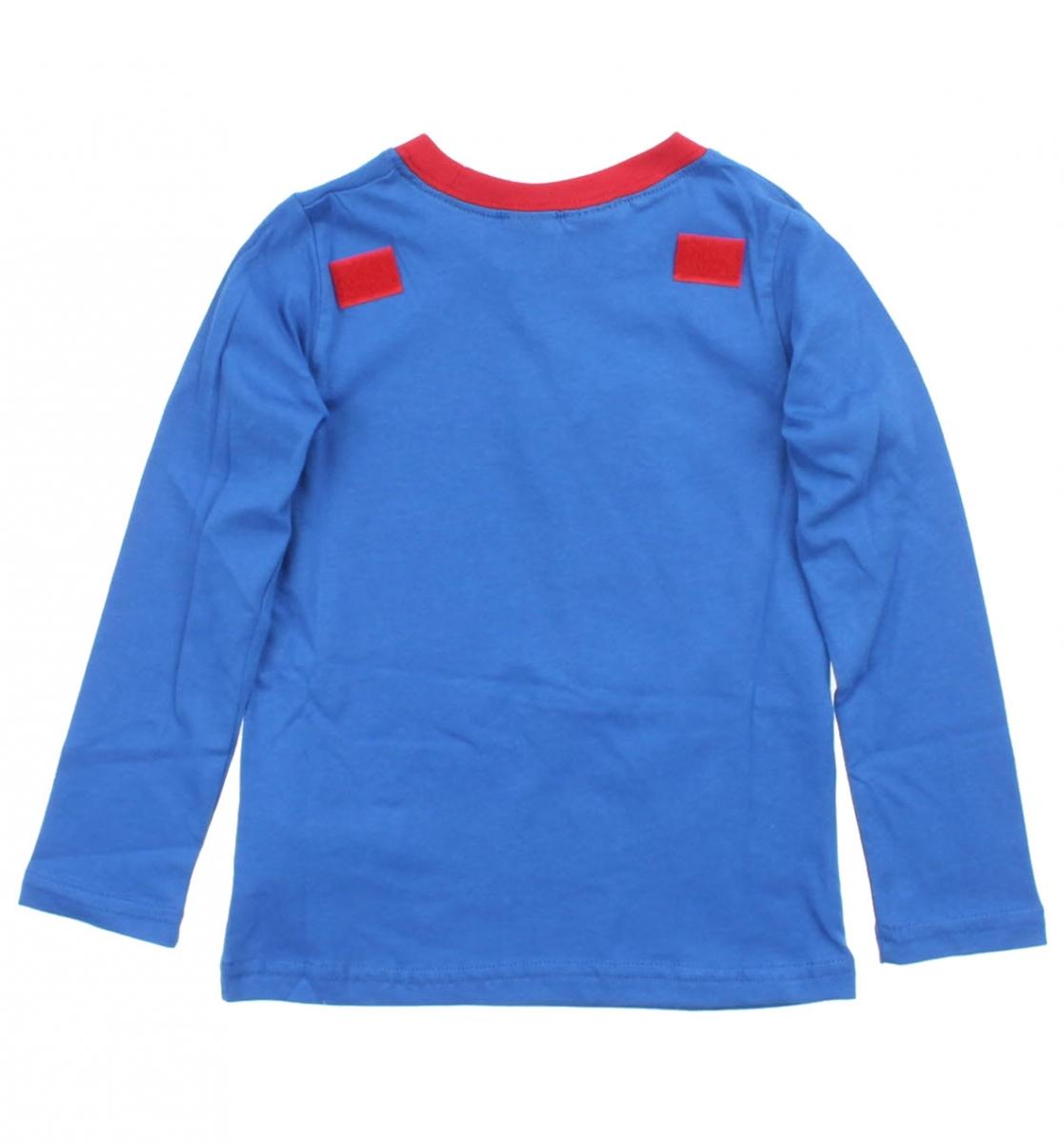 Erkek Çocuk Süpermen Pijama Takım 019-4550-015