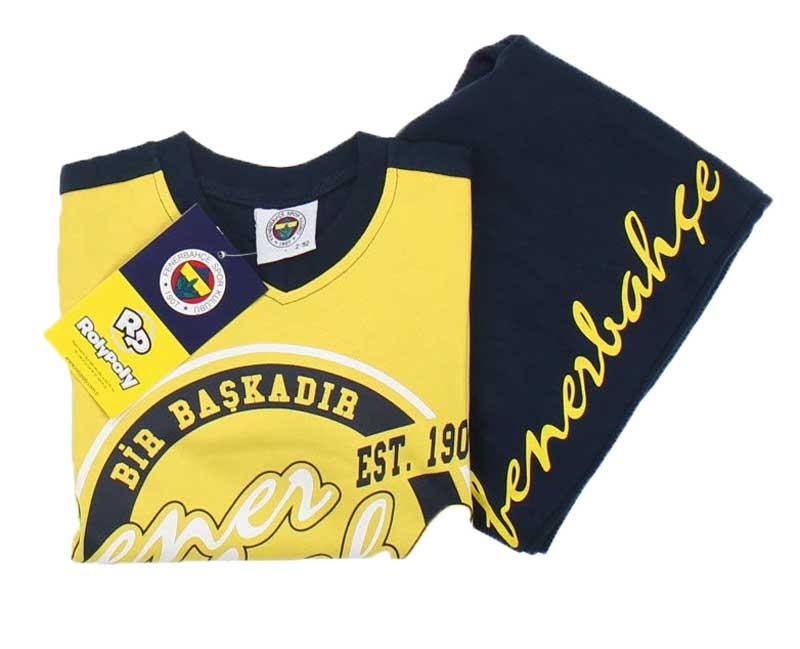 Fenerbahçe Lisanslı Erkek Çocuk Eşofman Tk 044-4740-001