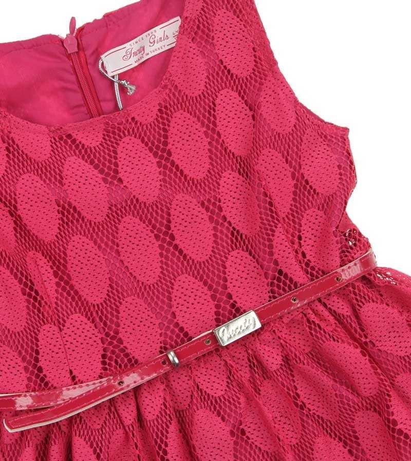 İncity Kız Çocuk Elbise (1-6 yas) 030-3698-022
