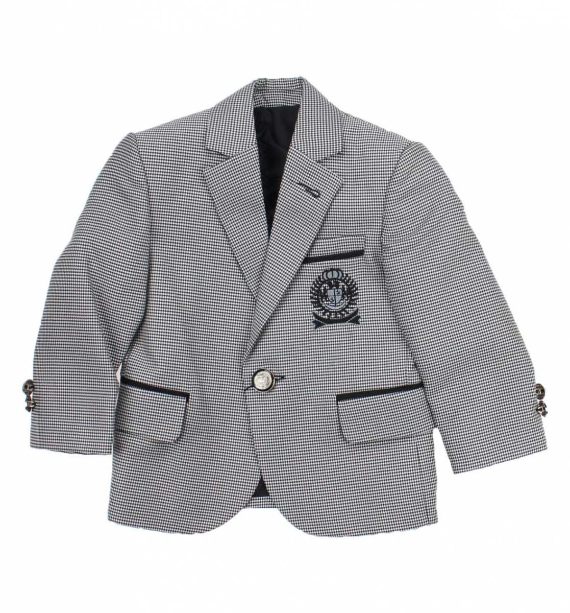 Modakids Erkek Çocuk Kravatlı Ceketli Takım 037-206301-011
