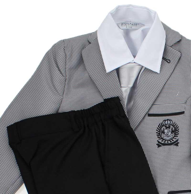 Modakids Erkek Çocuk Kravatlı Takım Elbise 037-189902-011