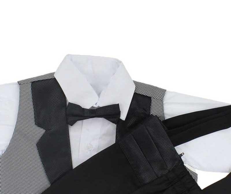 Modakids Erkek Çocuk Smokin Takım Elbise 037-200102-011