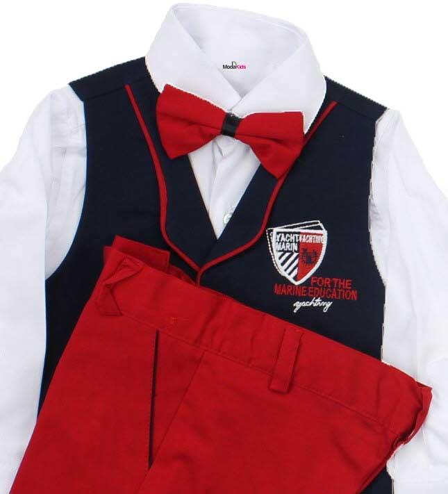 Modakids Erkek Çocuk Smokin Takım Elbise 037-208201-012