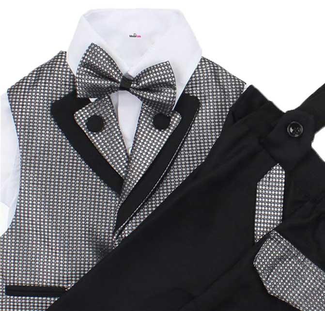 Modakids Erkek Çocuk Smokin Takım Elbise 037-208701-038