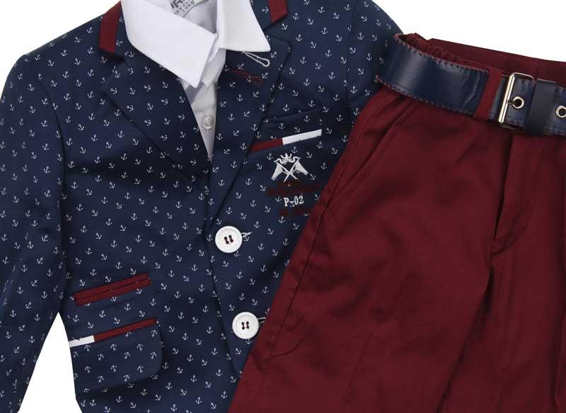 Modakids Erkek Çocuk Takım Elbise 037-21021-012