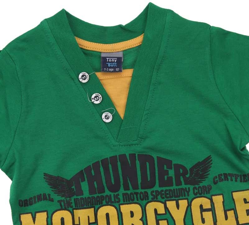 Modakids Erkek Çocuk Tshirt 018-1965-018