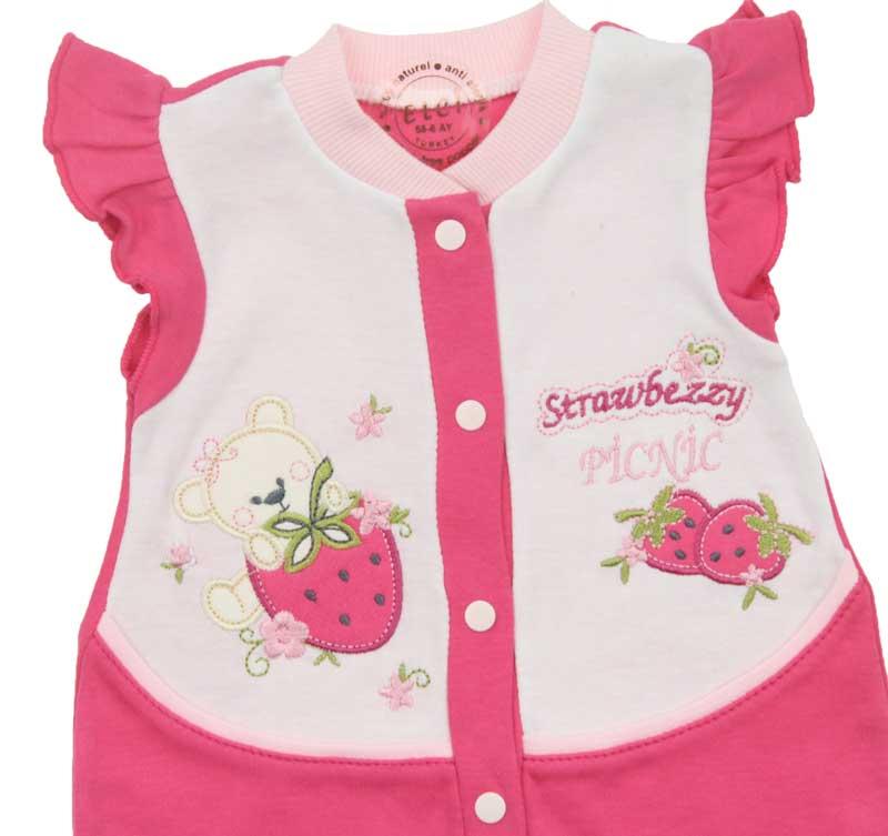 Modakids Kız Bebek Tulum 019-431-022