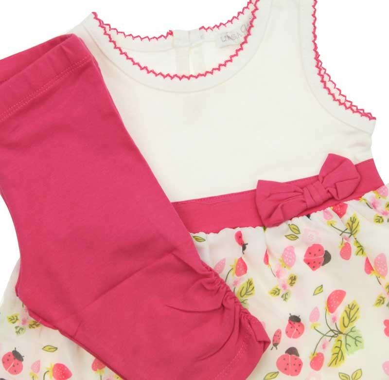 Nk Kids Kız Bebek Çiçek Taytlı Takım 002-11760-022