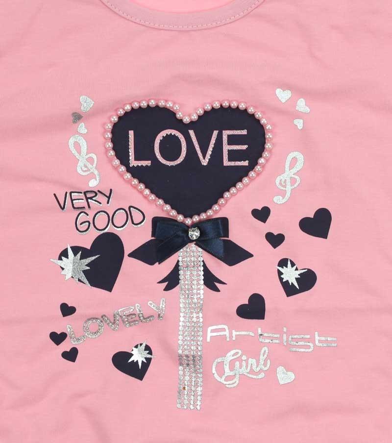 Seni Adora Kız Love İncili Bady  (3-7 Yaş) 00430641021