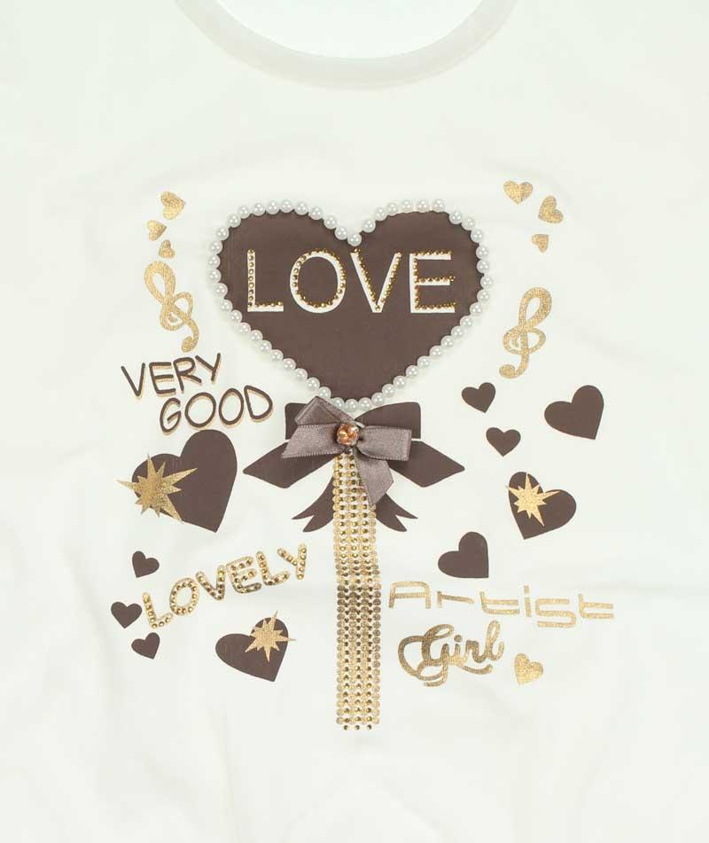 Seni Adora Kız Love İncili Bady (3-7 Yaş) 00430641028