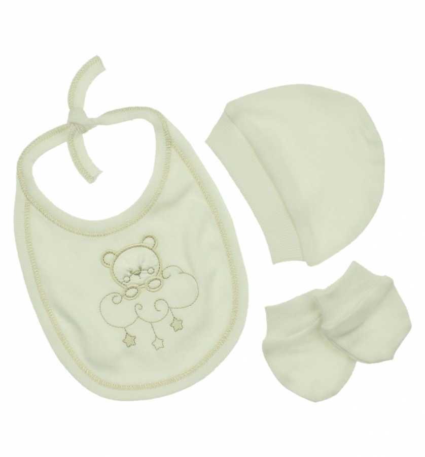 Vital Baby Bebek 5li Zıbın Takımı (3 ay) 019-002-028