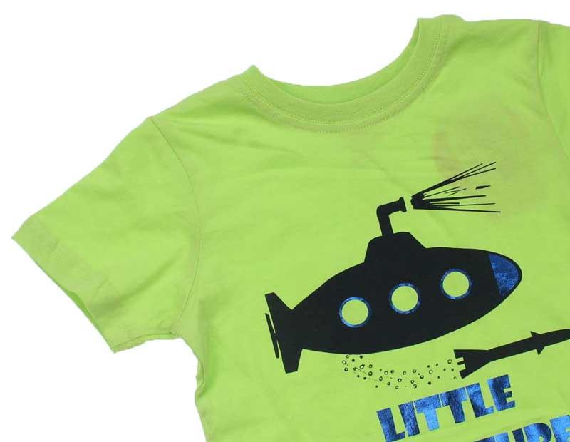 Wonder Kids Erkek Çocuk Tshirt 010-1602-019