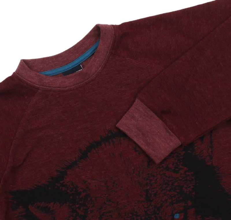 Wonder Kids Erkek Çocuk Uzun Kol Sweatshirt 010-4813-007