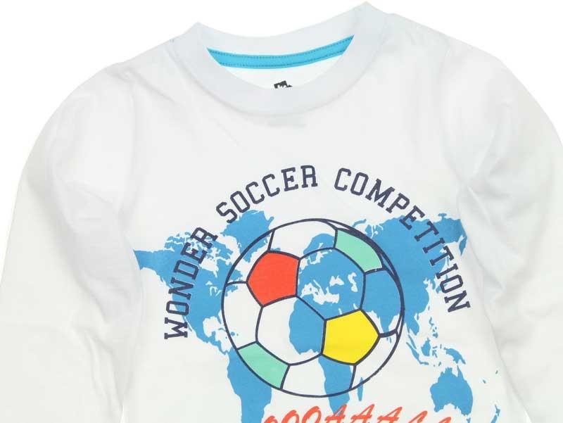 Wonder Kids Erkek Çocuk Uzun Kol Tshirt 010-3000-027