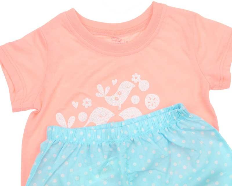 Wonder Kids Kız Çocuk Pijama Takım 010-2922-006